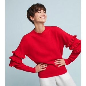 Anthropologie Line and Dot sweater